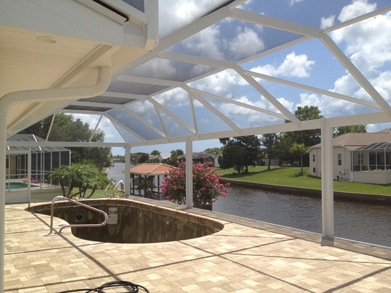 Pool Enclosure Gallery Ormond Beach Daytona Beach Palm