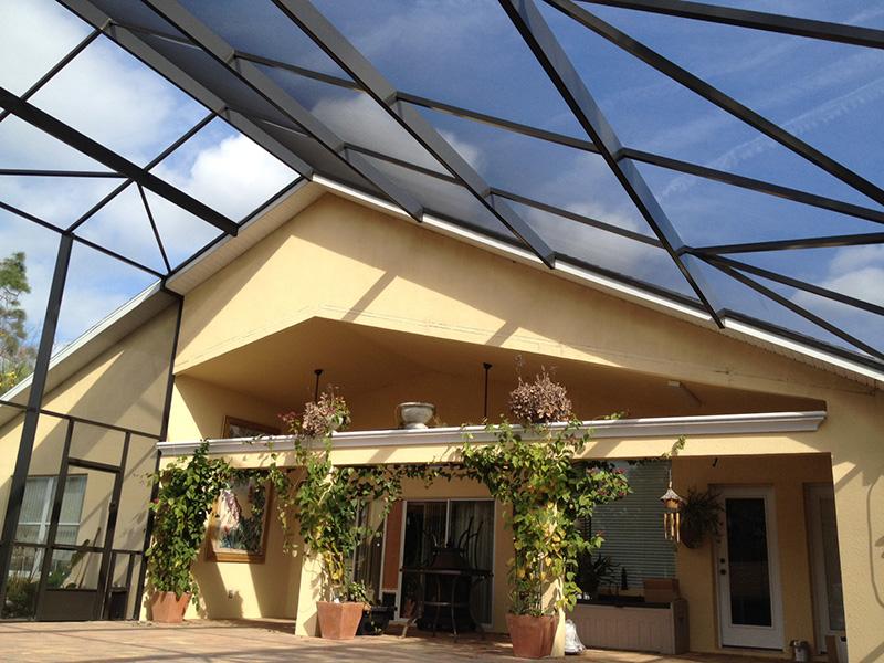 Pool Enclosure Gallery Ormond Beach Daytona Beach Palm Coast Florida