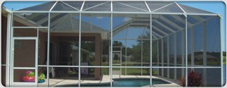 Screened Pool Enclosures