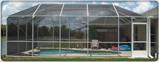 Swimming Pool Screens