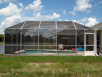 East Coast Aluminum Screen Enclosures In Ormond Beach And Palm Coast Florida