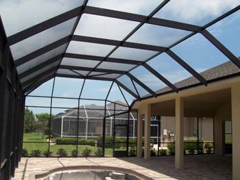 Pool Enclosures Ormond Beach Daytona Beach Palm Coast Floriida