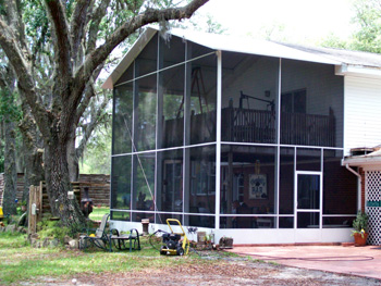 Glass Enclosures Screen Rooms Ormond Beach Daytona